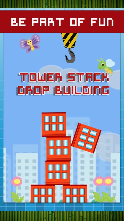 TOWER STACK Drop Building