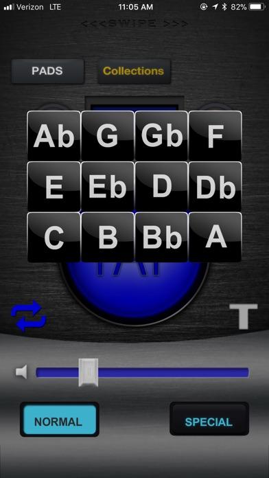 Whoop Triggerz app image