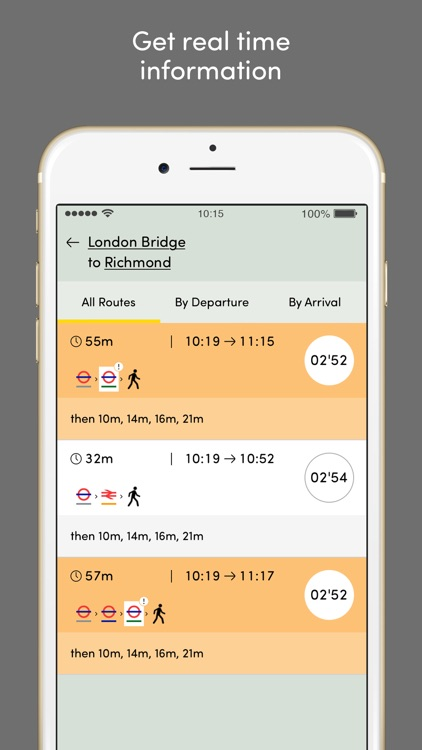Commuter - Public transport