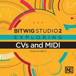 CVs and MIDI For Bitwig 2 301
