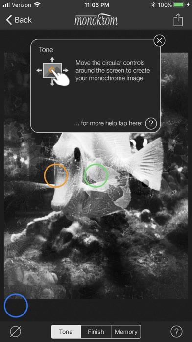 Monokrom Bw Photo Editor review screenshots