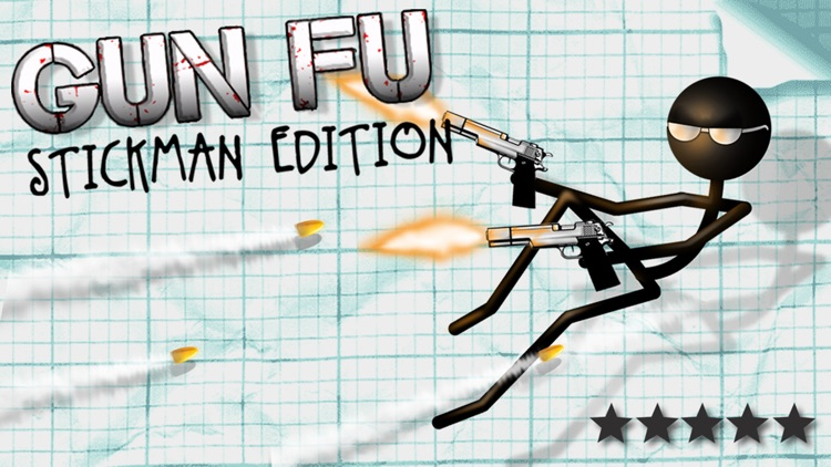 Gun Fu: Stickman Edition screenshot-0