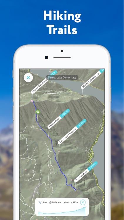 PeakVisor screenshot-5