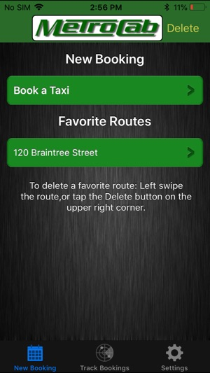 Boston Metro Cab on the App Store