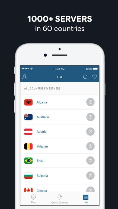 NordVPN - Private & Secure VPN app image