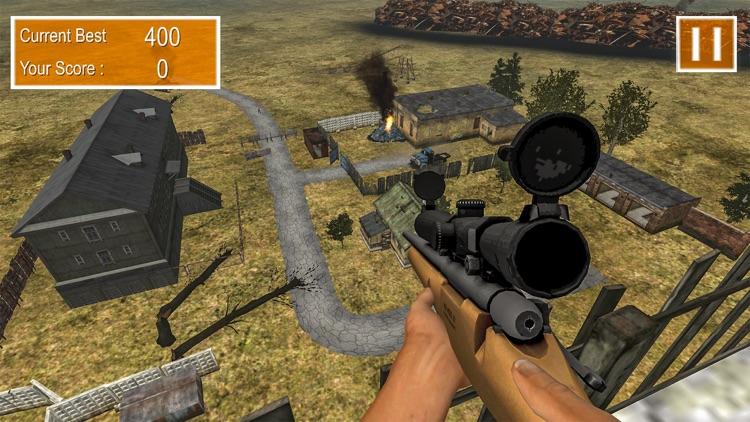 Zombies Hunting: Sniper Shoot