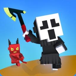 Throws.io -Block Battle Royale