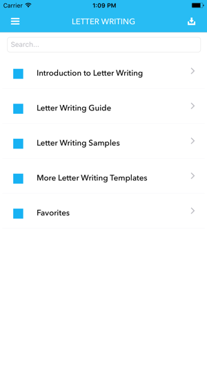 English Letter Writing on the App Store