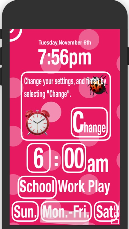 alarm clock. screenshot-3
