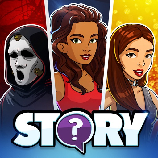 What's Your Story?™ application logo