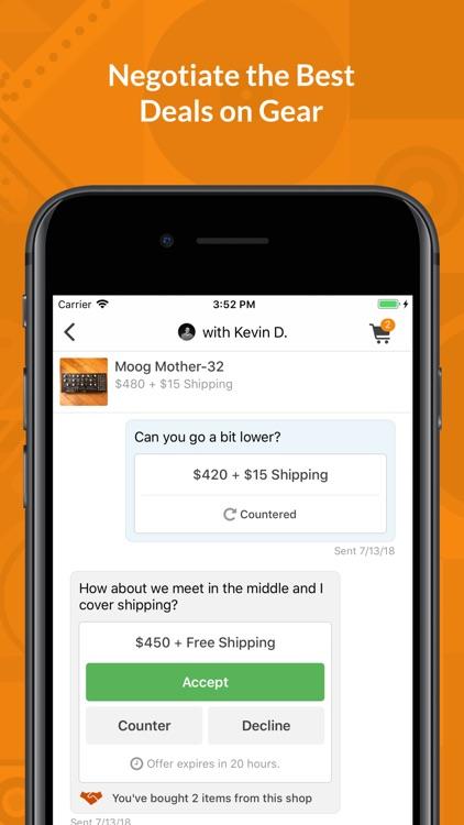 Reverb.com — Buy & Sell Gear screenshot-6