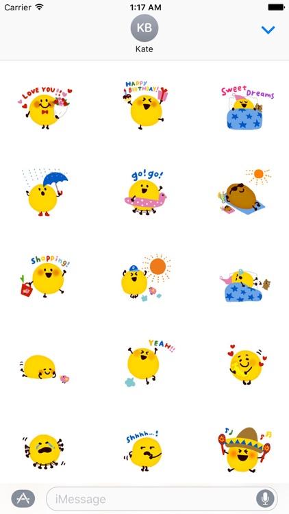 Cute Emoji Sticker