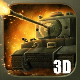Concrete Defense - WW2 Tank TD