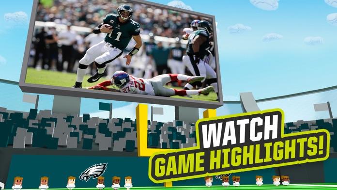 NFL Rush Gameday Screenshot