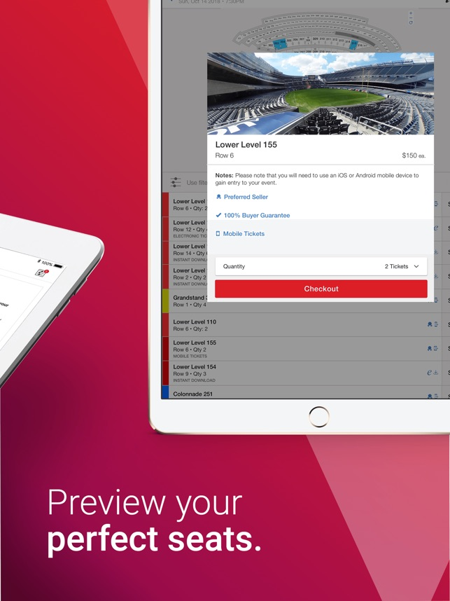 Vivid Seats – Tickets on the App Store