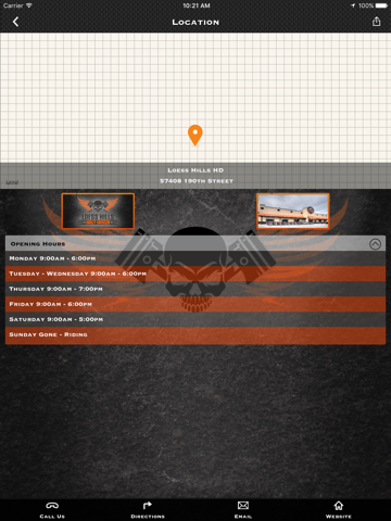 Loess Hills Harley-Davidson - náhled