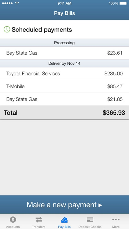 SEFCU Mobile Banking screenshot-4