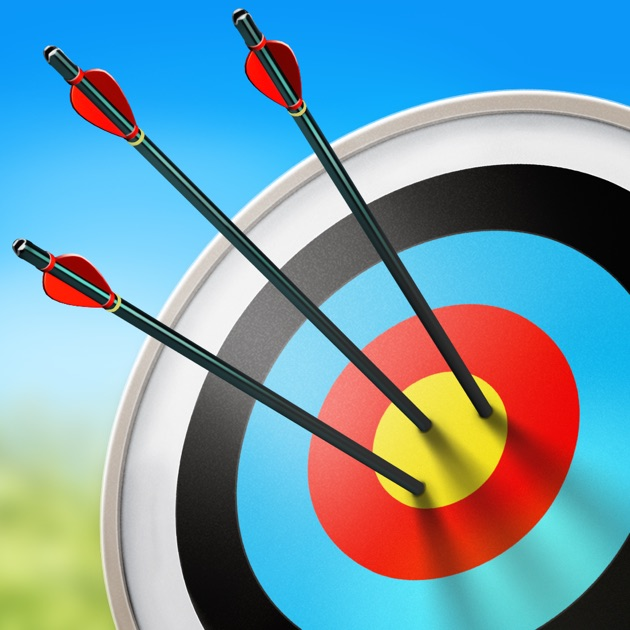This New App Lets You Play And Compete To Design Your: Archery King On The App Store