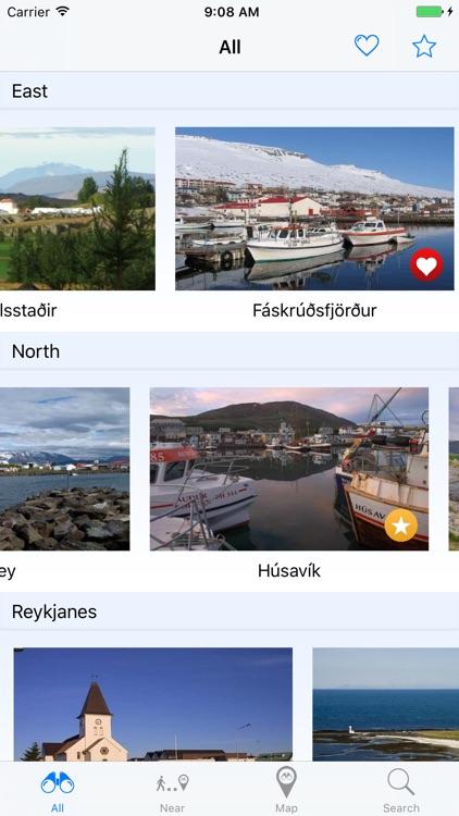 Iceland Sights & Landscapes