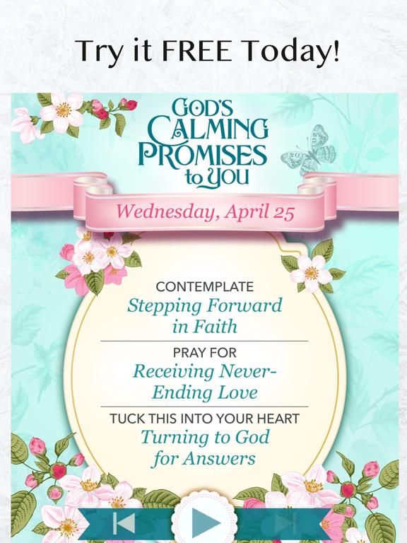 God's Calming Promises To You screenshot 6