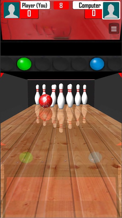 King Of Strike Bowling 3D