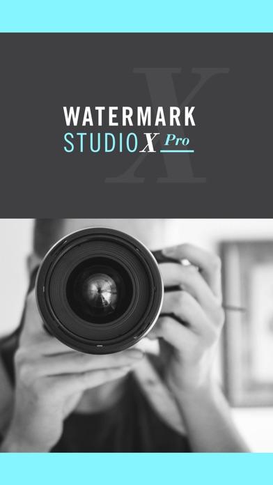 Watermark Pro - 自定義照片水印製作屏幕截圖1