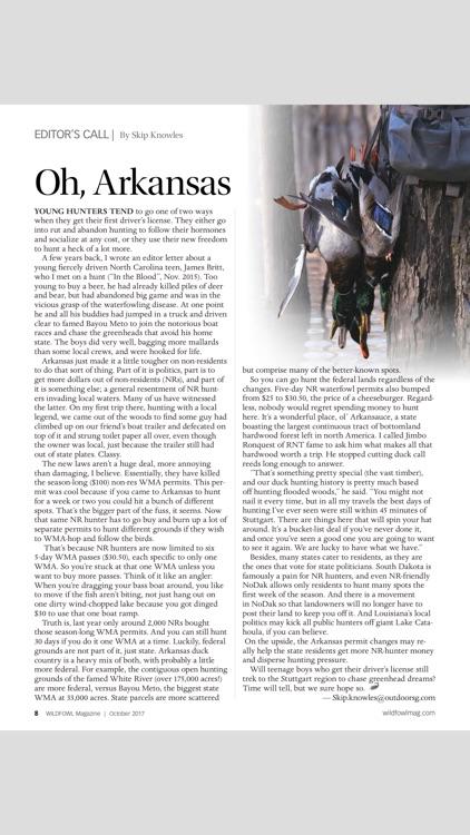 Wildfowl Magazine screenshot-3