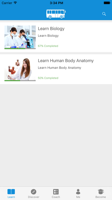Learn Biology and HBA screenshot one