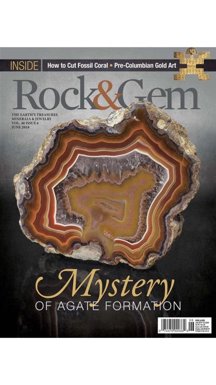 Rock & Gem Magazine screenshot-3