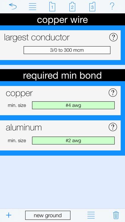 Ampacity Calculator Pro screenshot-6