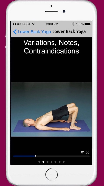 Lower Back Yoga - Floor Class