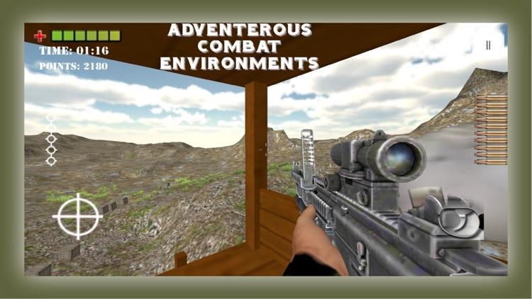 Marine Sharpshooter 3D screenshot-4