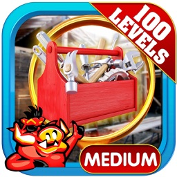 New Look Hidden Objects Games