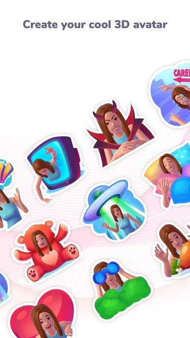 MojiCam - New Personal Emoji Screenshot
