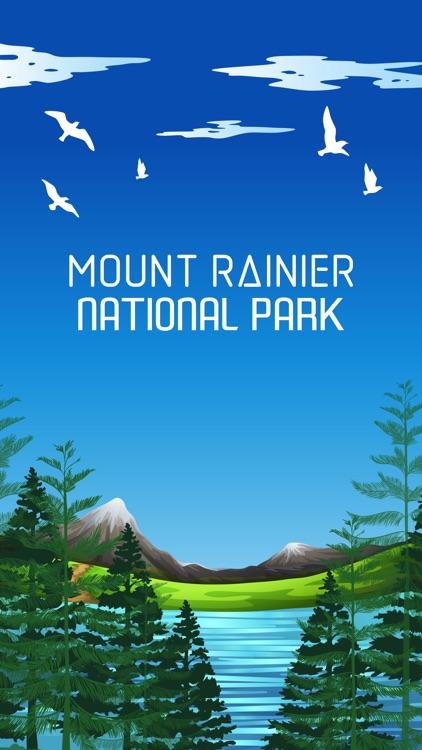 Mount Rainier - USA