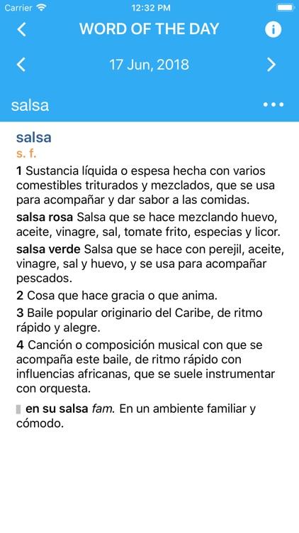 VOX Spanish Dictionary