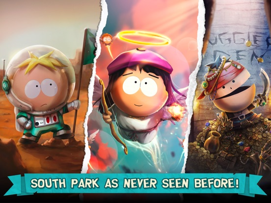 South Park: Phone Destroyer™ screenshot 9