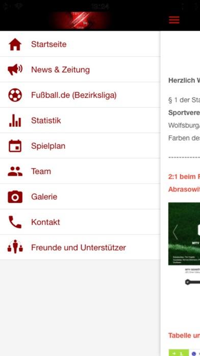 Tsv Hehlingen Fussball App Report On Mobile Action App