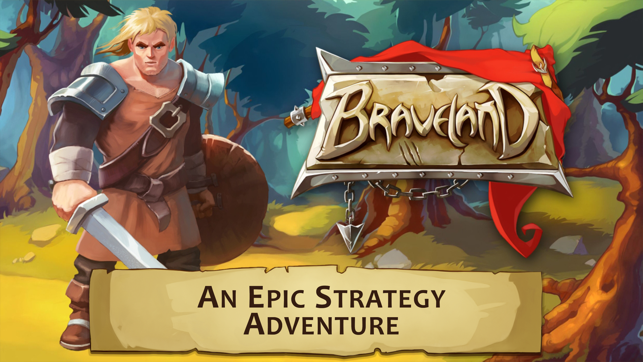 ‎Braveland Screenshot