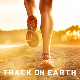 Track on Earth