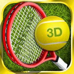 Champion de Tennis en 3D