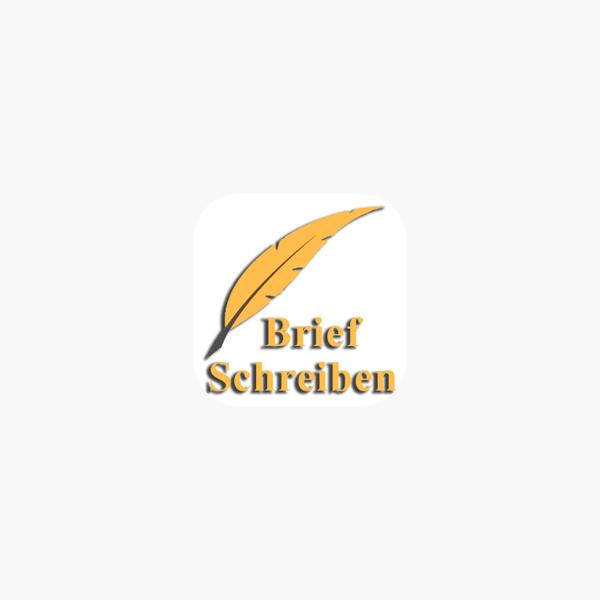Brief Schreiben A1 A2 B1 B2 C1 Im App Store