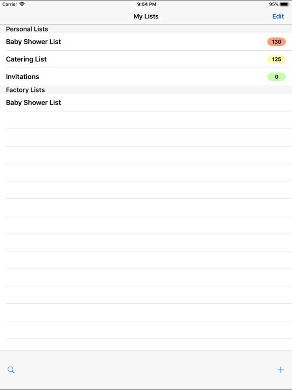 Baby Shower Checklist Pro App Price Drops