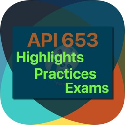 API 653 Highlights and Exams