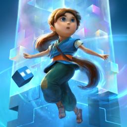 Ícone do app Warp Shift