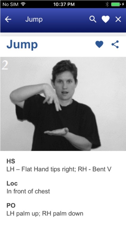 FingerTalk - SASL Dictionary screenshot-4