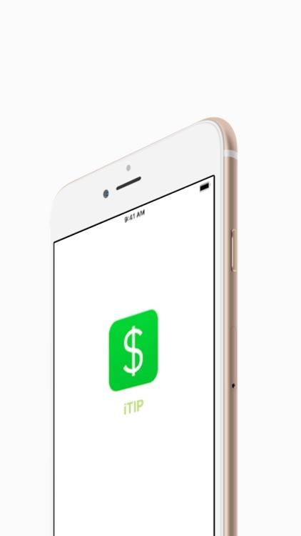 iTip: Tip Tracker App screenshot-0