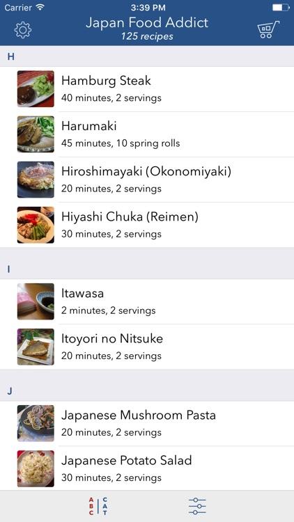 Japan Food Addict