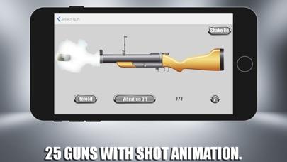Gewehr Geräusche auf ShakeScreenshot von 2