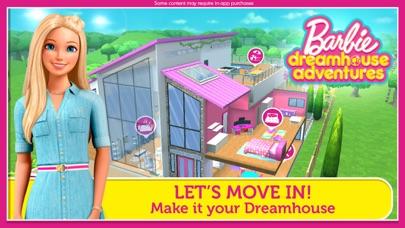 Barbie Dreamhouse Adventures screenshot 1